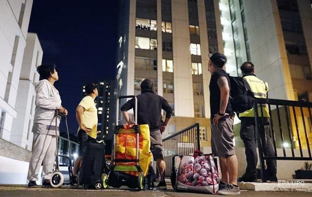 У Лондоні евакуюють жителів п яти будинків