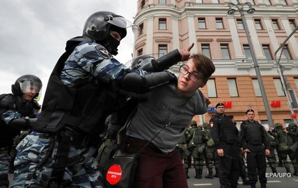 Кремль почав вивчати популярність Навального - ЗМІ