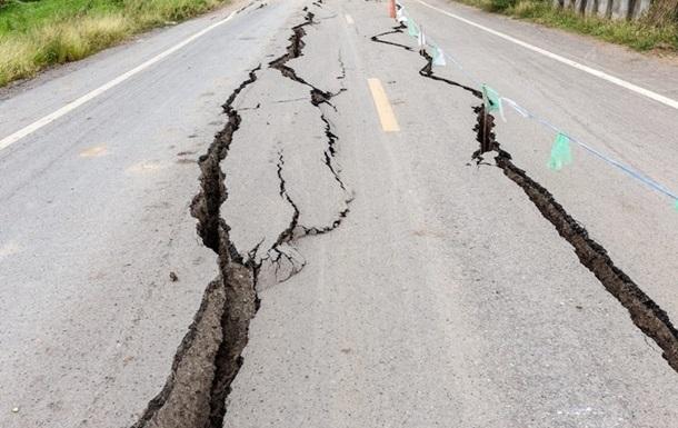 Землетрус магнітудою 5,7 стався в Японії