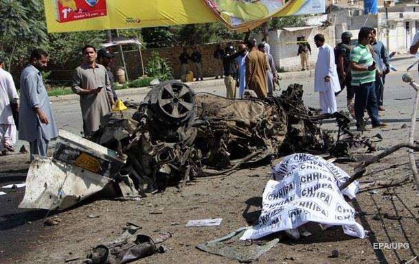 Число жертв нападений в Пакистане превысило 80 человек