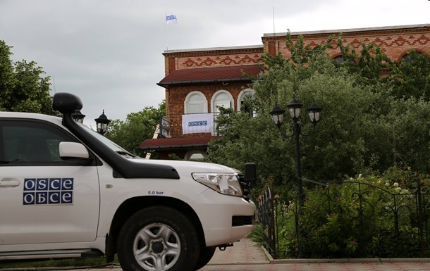 Місія ОБСЄ відкрила патрульну базу в Попасній