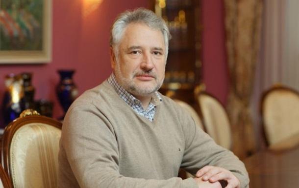 Жебрівський пропонує зробити на Донбасі єдину адміністрацію