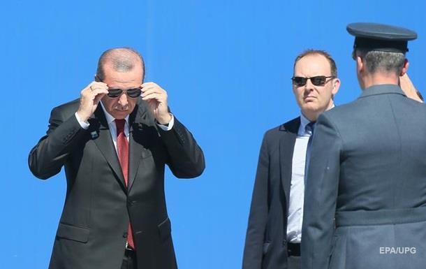 Німеччина заборонила охоронцям Ердогана в їзд на саміт G20