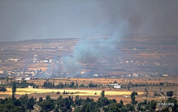 У сирійській армії заявили про новий удар Ізраїлю