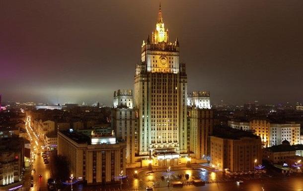 У МЗС РФ відповіли на повідомлення про відхід посла Росії в США