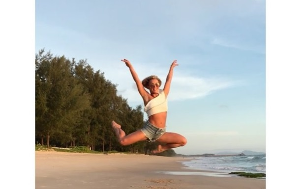 Танець Бритні Спірс на пляжі став хітом мережі