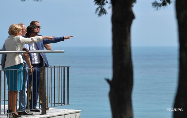 Путін включив води Криму у вільну економічну зону