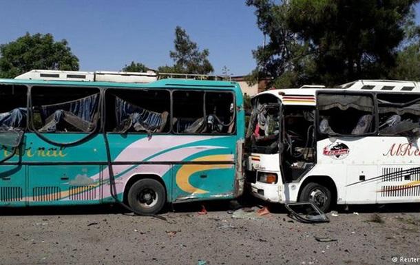 У Дамаску вибух забрав понад 20 життів