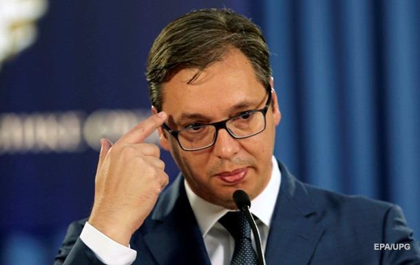 Президент Сербії: Чекаємо зброю з Росії