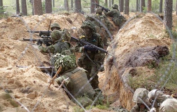В Естонію прибули військові з Угорщини