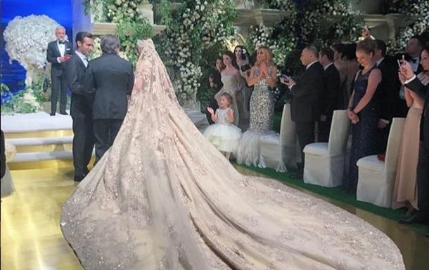 Розкішне весілля дітей російських олігархів вразило мережу