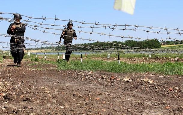 Штаб: При обстрелах на Донбассе погиб военный