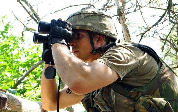 Доба в АТО: на Світлодарській дузі активізувалися снайпери