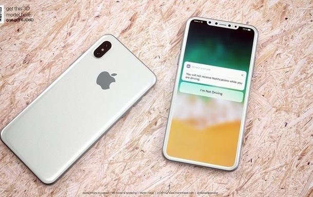 iPhone 8 може повністю позбутися Touch ID - ЗМІ