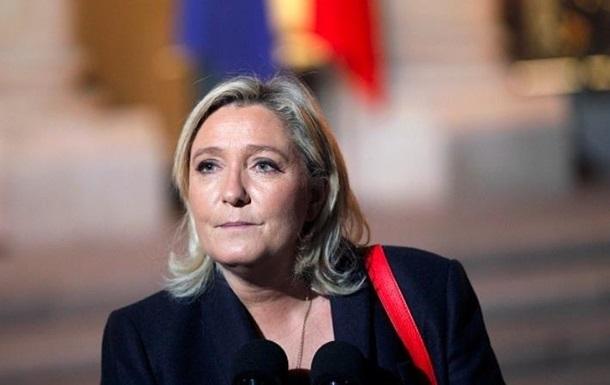 Ле Пен готує реформу своєї партії