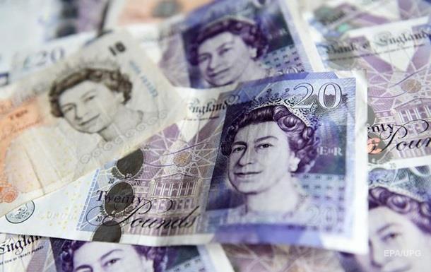 Лондон виділить Києву фіндопомогу на 40 млн фунтів
