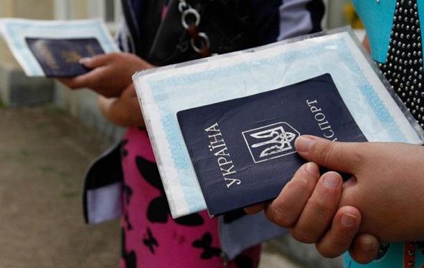 В Киеве живет наибольшее число переселенцев