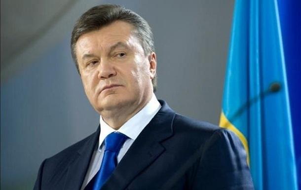 Янукович відмовився брати участь в суді проти нього