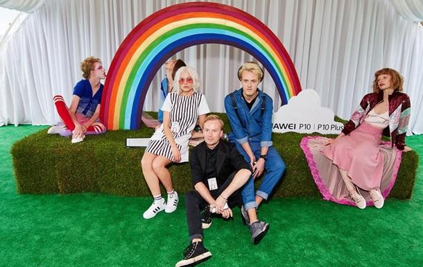 Технологии в моде: Huawei впервые выступил официальным партнером Ukrainian Fashion Week
