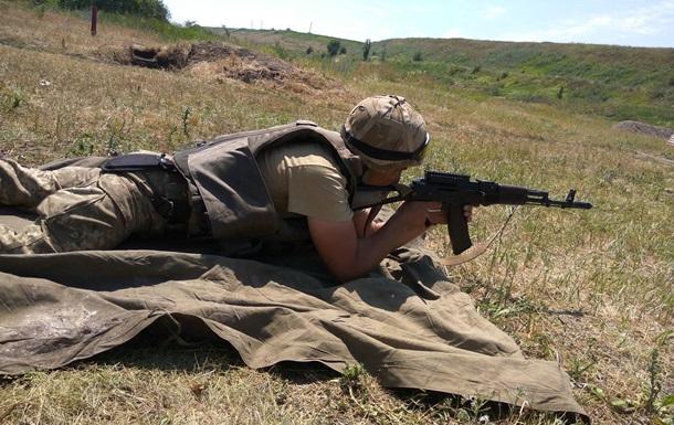 Штаб АТО: Ситуация на Донбассе стабилизировалась