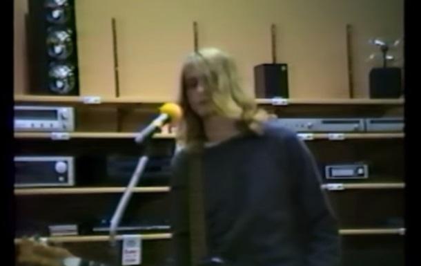 У мережі оприлюднили рідкісне відео з Nirvana