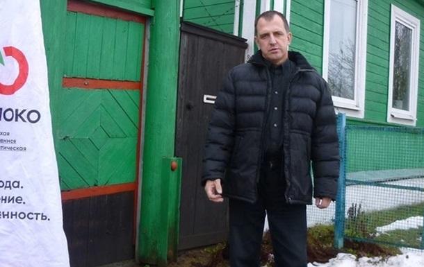 Украина отказала в убежище оппозиционеру из РФ