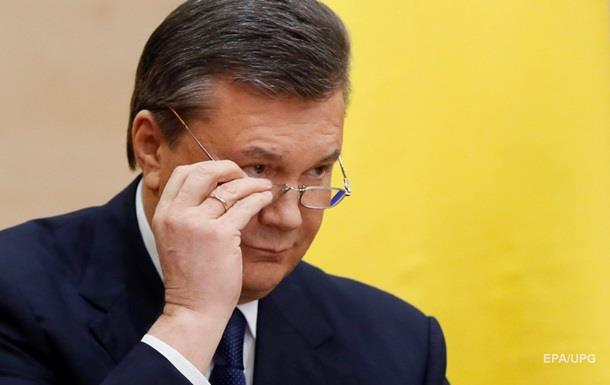 Януковичу грозить інкримінування за слова про Крим