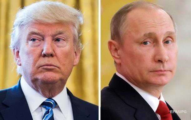 СМИ: Переговоры Трампа и Путина продлятся час
