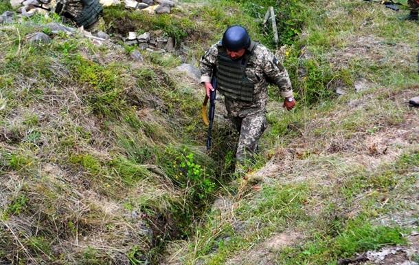 Штаб: Обстрелы увеличились вдвое, один военный погиб