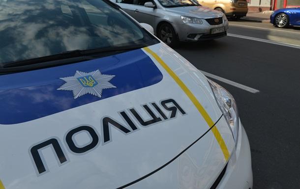 Патрульные в центре Львова сбили женщину