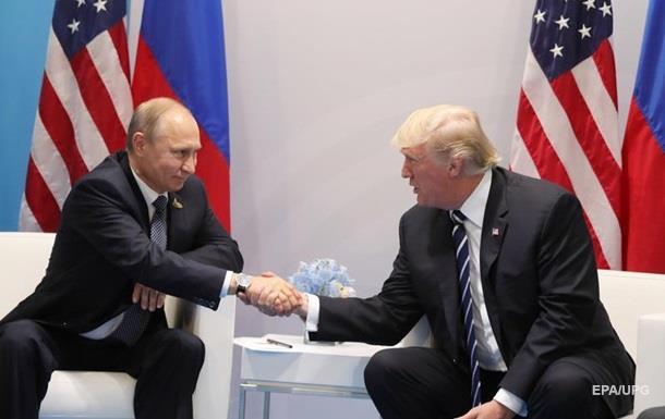 Трамп і Путін створять канал зв язку щодо України