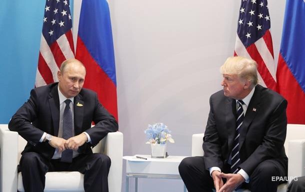Трамп назвал встречу с Путиным потрясающей
