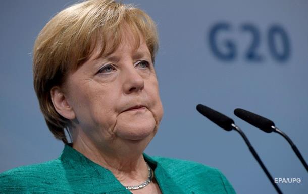 Прогресс по Донбассу идет медленно – Меркель