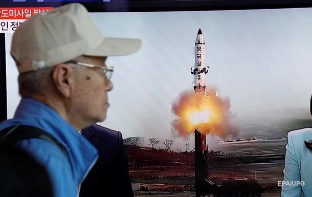 Россия передала ООН данные о ракетном запуске КНДР