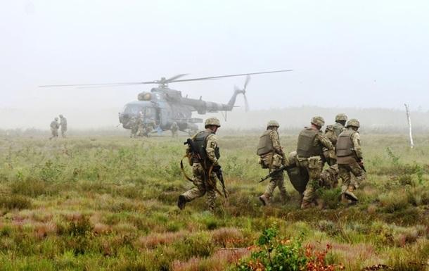 В зоне АТО пострадали двое военных – штаб