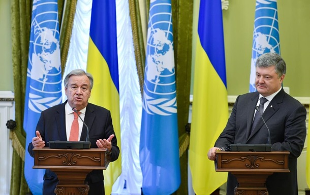 Київ: ООН повинна активніше допомагати Україні