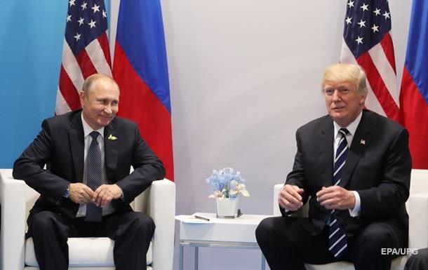 Трамп: Пора прямувати до конструктивної роботи з РФ