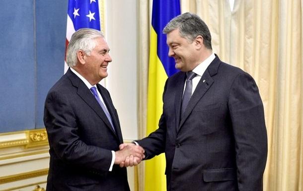 Итоги 09.07: Тиллерсон в Киеве и техника НАТО
