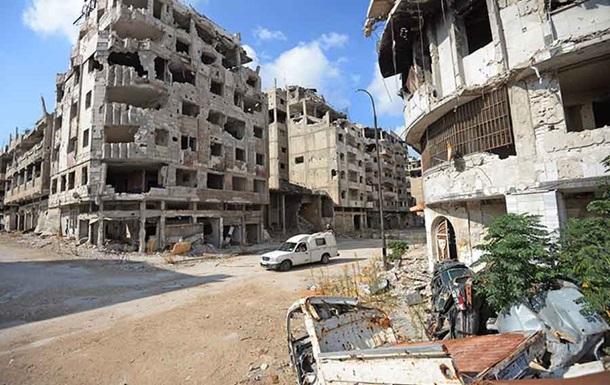 В Сирии соблюдается перемирие