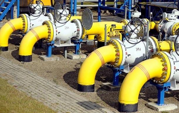Україна майже наполовину поповнила запаси газу