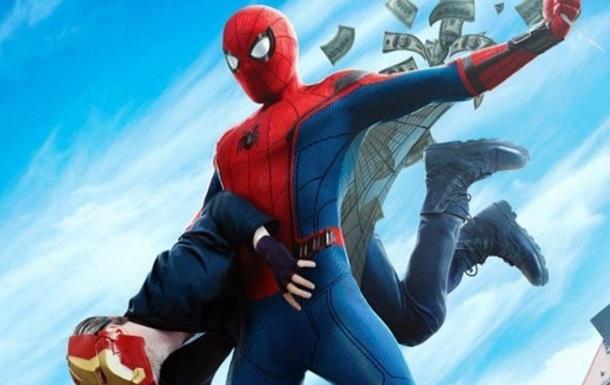 Новый Человек-паук собрал за выходные четверть миллиарда