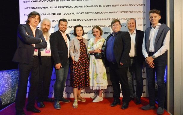 Фонд Ігоря Янковського спільно з Держкіно представили українське кіно на 52-му Міжнародному кінофестивалі в Карлових Варах