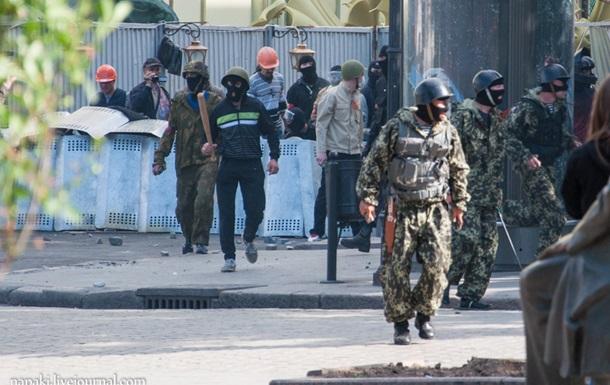 У справі 2 травня в Одесі затриманий білорус