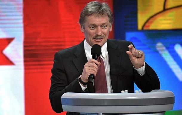 Кремль: російські турбіни доставлялися у Крим