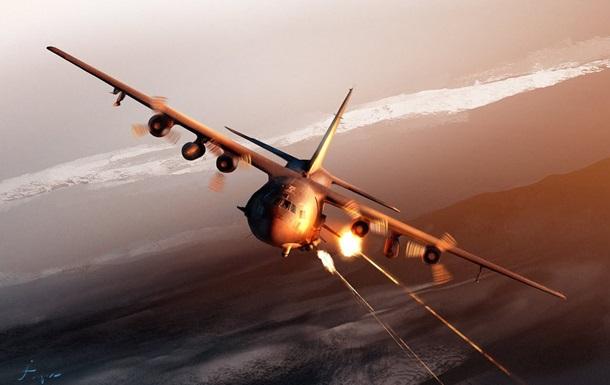 В США разбился военный самолет: есть жертвы