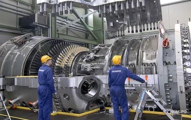 Німеччина: Поставка турбін Siemens у Крим - удар по інвестиціях у РФ