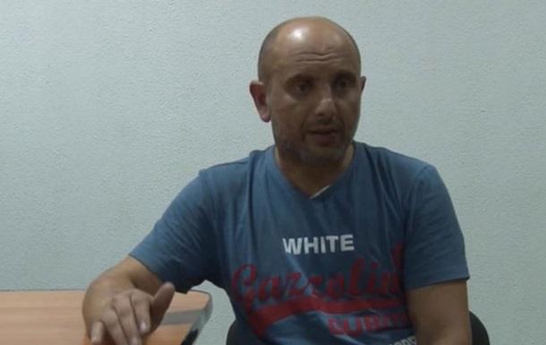 СМИ:  Крымский диверсант  Захтей признал свою вину