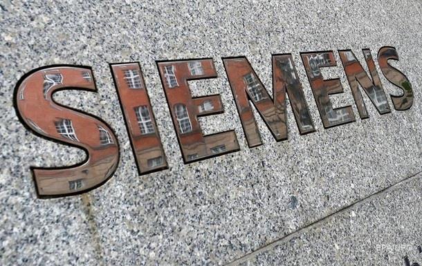 Siemens позивається через поставки турбін до Криму