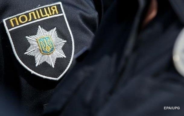 В центре Киева машина сбила полицейского
