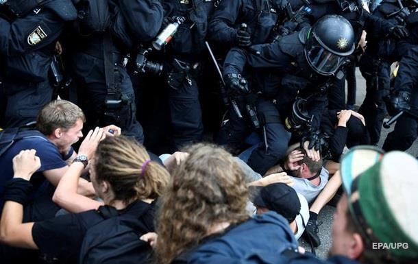 Беспорядки на G20: задержаны шестеро россиян